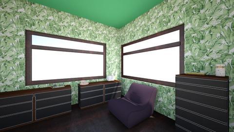 Dream room - Minimal - Bedroom  - by Lovestruckart