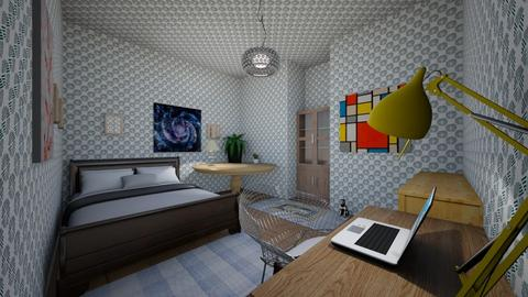 Future bedroom  - Bedroom  - by yeom2