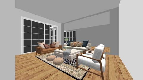 Open plan living room 4 - Living room - by niasinterioralchemy