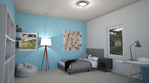 MyRoom_LilLil - Bedroom  - by LilLil
