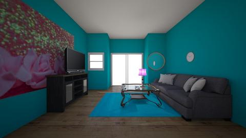 the new hang out room - Vintage - Living room - by ElwoodMadisyn