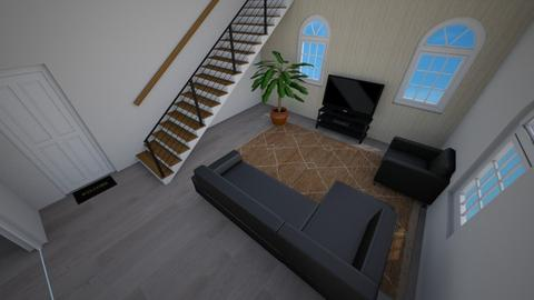 Color - Living room  - by teyaandashylnn