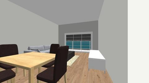One Bedroom - Living room  - by Misenscene