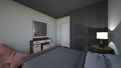 Parents Bedroom - Bedroom  - by Tanem Kutlu