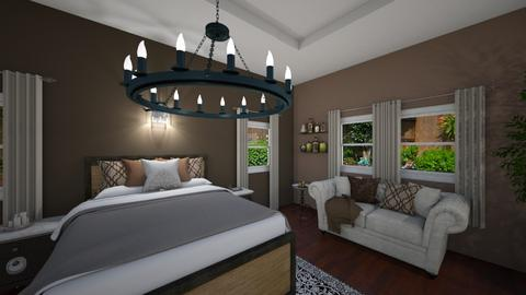 master bed room - Bedroom  - by bbyxj