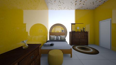Daniesha_123 - Bedroom  - by daniesha