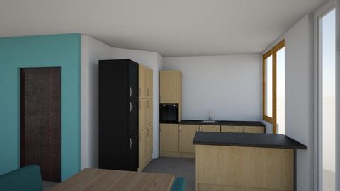 Woonkamer - Retro - Living room - by JGlorie