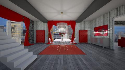 CSr - Modern - Dining room - by Saj Trinaest