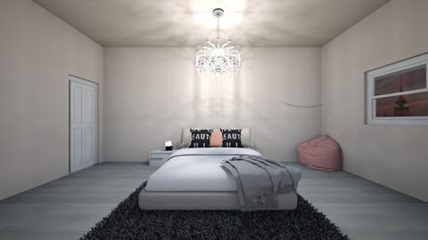 city girl room - Modern - Bedroom  - by MillieBB_fan