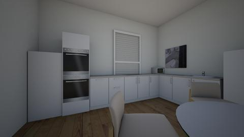L shaped Kitchen  - Kitchen  - by sarahduncan2