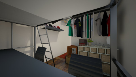 Micro Home Bedroom View - Bedroom  - by Christina Zouras