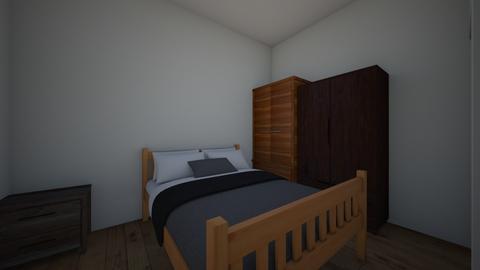 ame - Bedroom - by elinik