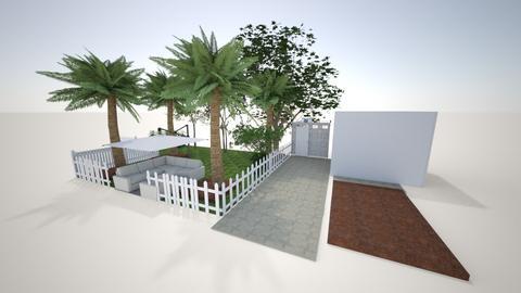 House Garden - Classic - Garden  - by abdulrhman92
