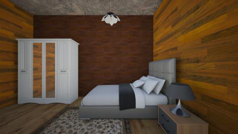 wood - Bedroom  - by mian