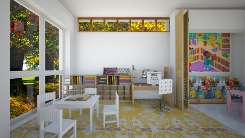 Kids Playroom - Kids room  - by deleted_1513655778_Valencey14