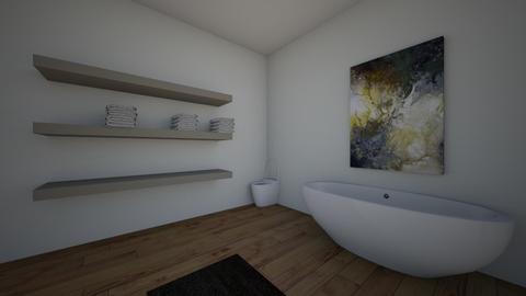 bathroom - by pressley234