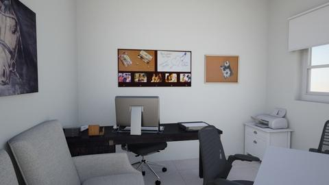 Sala da Diretora - Eclectic - Office - by muricio