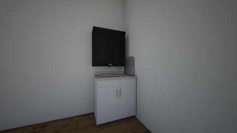 interior design floor pla - Kitchen  - by thomasmccabe