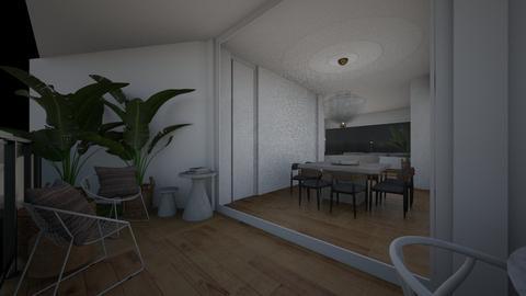 marzio gianlu is - Living room  - by Marzio Gargiulo