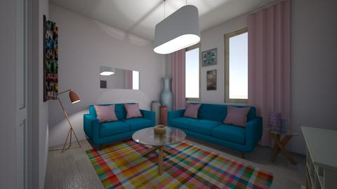 playful living - Living room - by MrsHenny