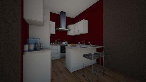 kitchen 8 juli - by dindayudvina