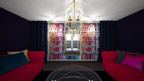 Formal Hotel Lounge - Living room  - by KylaTH