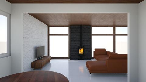 bungalow2 - Living room - by KanitaM