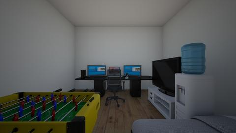 setup - Eclectic - Bedroom  - by minecraftcool
