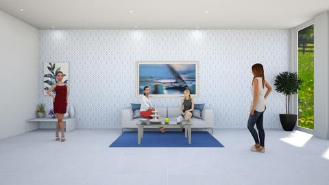 Party Contest - Living room  - by IESdesign