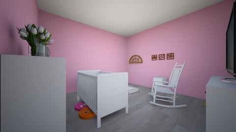 cuarto de mi hija - Modern - by ADELECE69