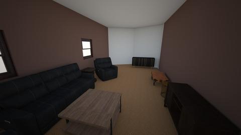 rachels living room - Rustic - Living room  - by mamaneedsanap17