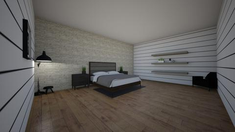 me room - Bedroom  - by Killerfrost12345