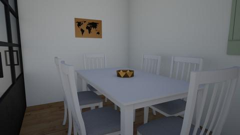 Hallie Cowan Room - Living room  - by Halliecowan
