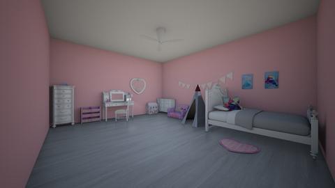 Princess room - Kids room  - by rayventhings