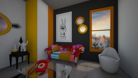 Fun - Living room - by JarvisLegg