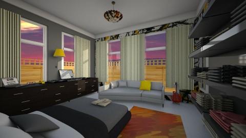 Tsephz - Modern - Bedroom - by Nkanyezi Nhezi Gumede
