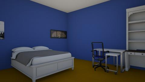 bedroom - Modern - Bedroom  - by 21shalleM