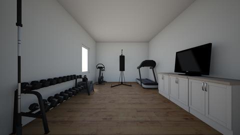 Gym - by viridianx