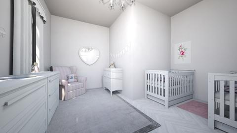 nursery - Classic - Kids room  - by 0liviaRosee
