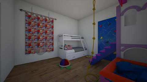 kids room - Kids room  - by Burcu Olgun