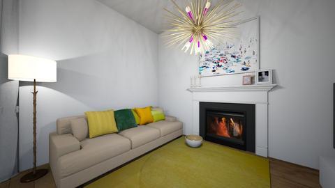 living - Living room  - by MonicaMihai
