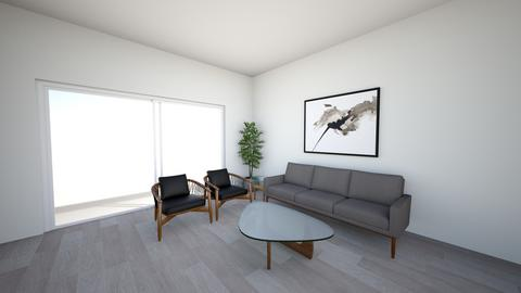 DWR Mecca 2 - Living room - by mikaelawilkins