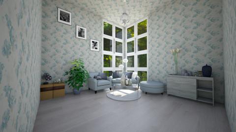living room - Modern - Living room - by libcabene