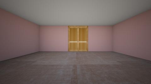 grand pink bedroom - Bedroom  - by rayventhings