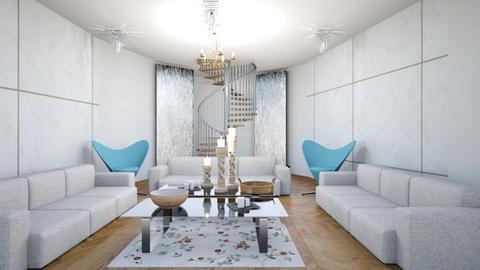 Conran room - Living room  - by Jahsoftball_