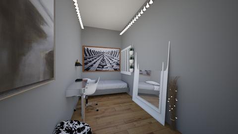 groom - Bedroom  - by Glendaokay