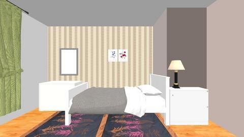 veronika proba 2 - Kids room  - by maria_trifonova