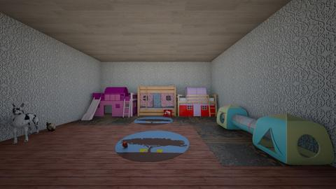 MY DREAM ROOM - Glamour - Bedroom  - by EmmaAwesomeness
