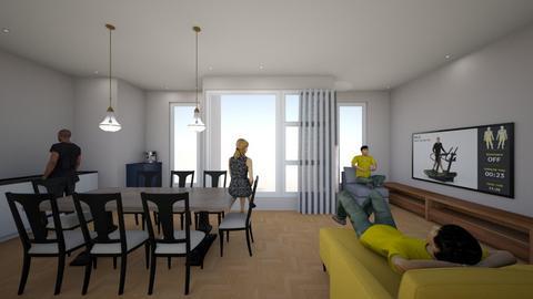 carl1 - Living room  - by pub_carl