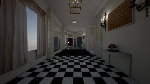Hallway SV - Vintage - by Ravina_9069